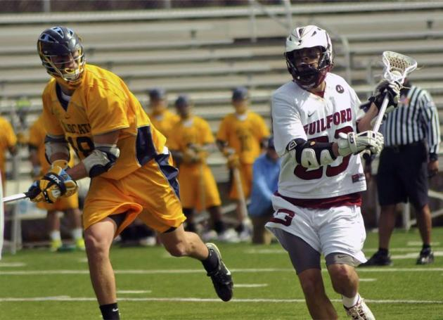 Guilford Claims 18-3 Men's Lacrosse Win Over Cazenovia