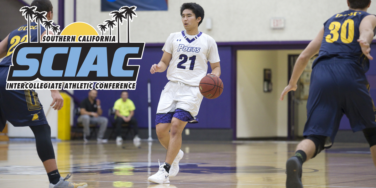 Louis Kurihara named SCIAC Athlete of the Week