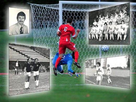 Men's soccer to honor NCAA teams of past
