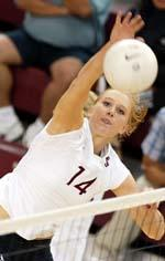 Volleyball Falls to Pepperdine, 3-1