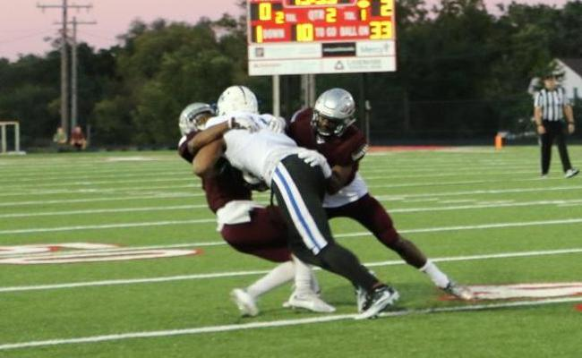 Greyhounds' Offense Struggles; FSCC Falls 26-7 to Iowa Western
