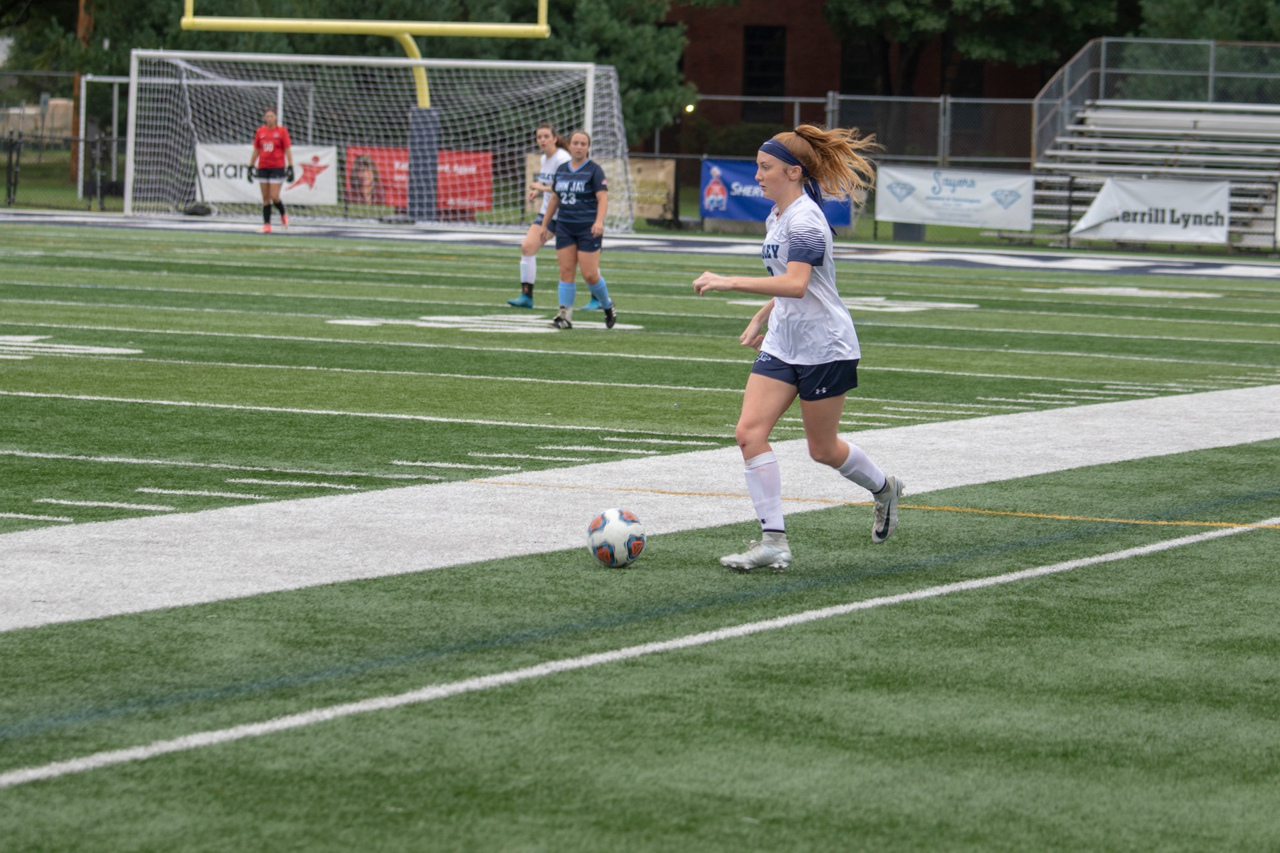 Women's Soccer Falls on the Road to Marywood