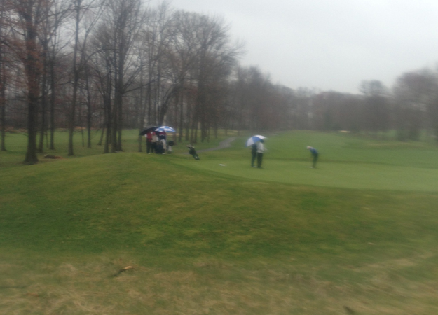 Round 2 Cancelled, CCSU 3rd at Columbia