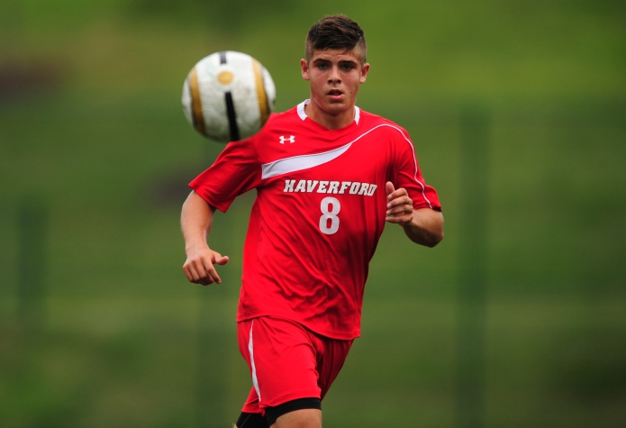 No. 22 Dickinson Stops Men's Soccer, 3-1