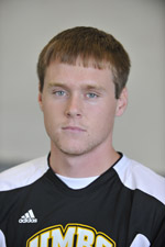 Defender Chris Williams has started all 52 games he has played in during his first three seasons at UMBC