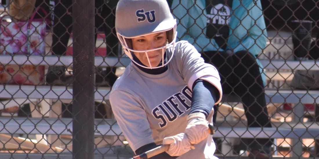 Softball Hits Past Johnson & Wales, 6-1, in Game 2