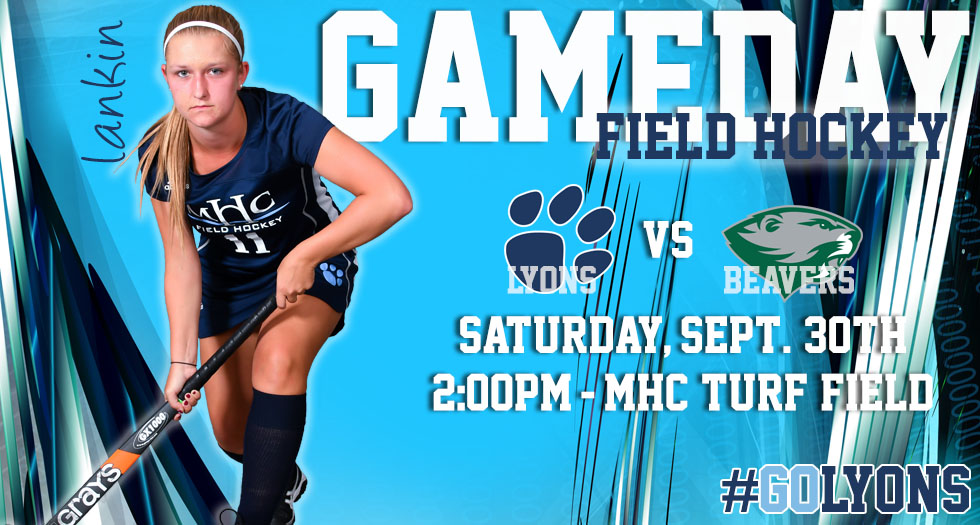 Photo image of Julia Lankin for the Gameday preview of Saturday, September 30's home field hockey contest against Babson.