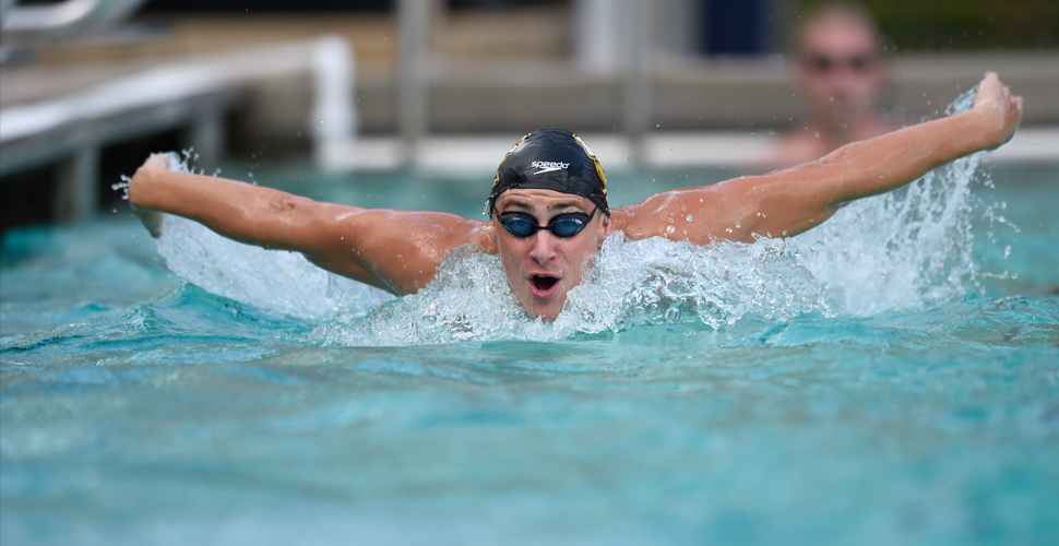 UMBC Swimming and Diving Opens Home Schedule Against Navy on Friday
