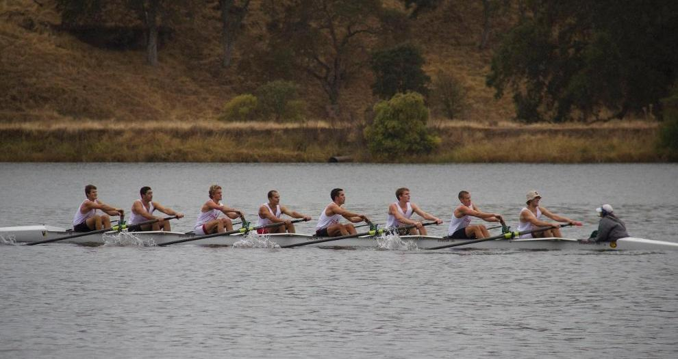 Season Opens for Men's Rowing Saturday