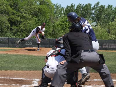 CUA falls to Moravian in pair of one-run games at home