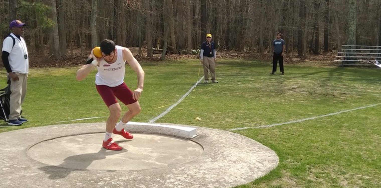 Many Firsts for Track and Field at Stockton's Osprey Invitational