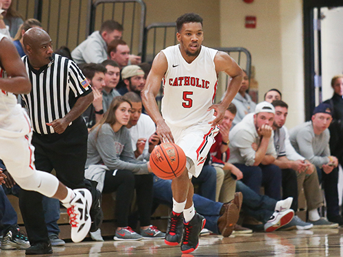 CUA Victorious at Dickinson, 81-71