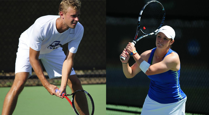 Bobcat Tennis Adds Two for Coaching Staff