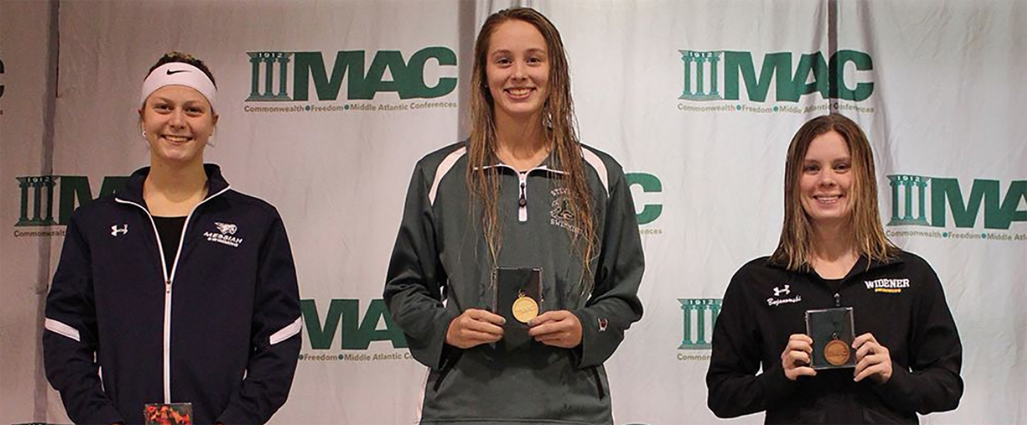 Milam Takes Gold in 200 IM at MAC Championship, Mustangs Sit Fourth