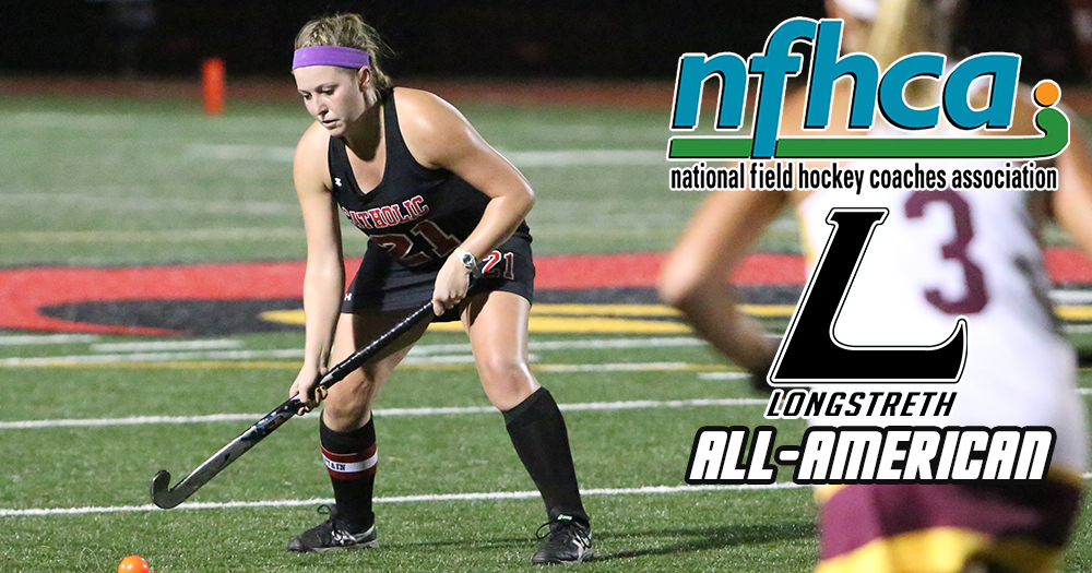 NFHCA Tabs Cousoulis to All-America Second Team