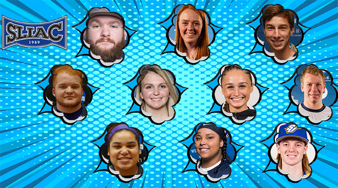 SLIAC Players of the Week - April 1