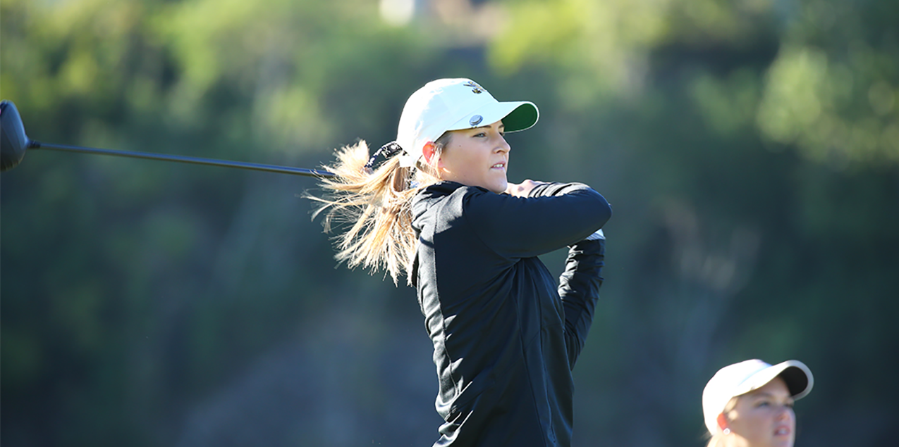 SCAC Women's Golf Fall Recap - Week Six