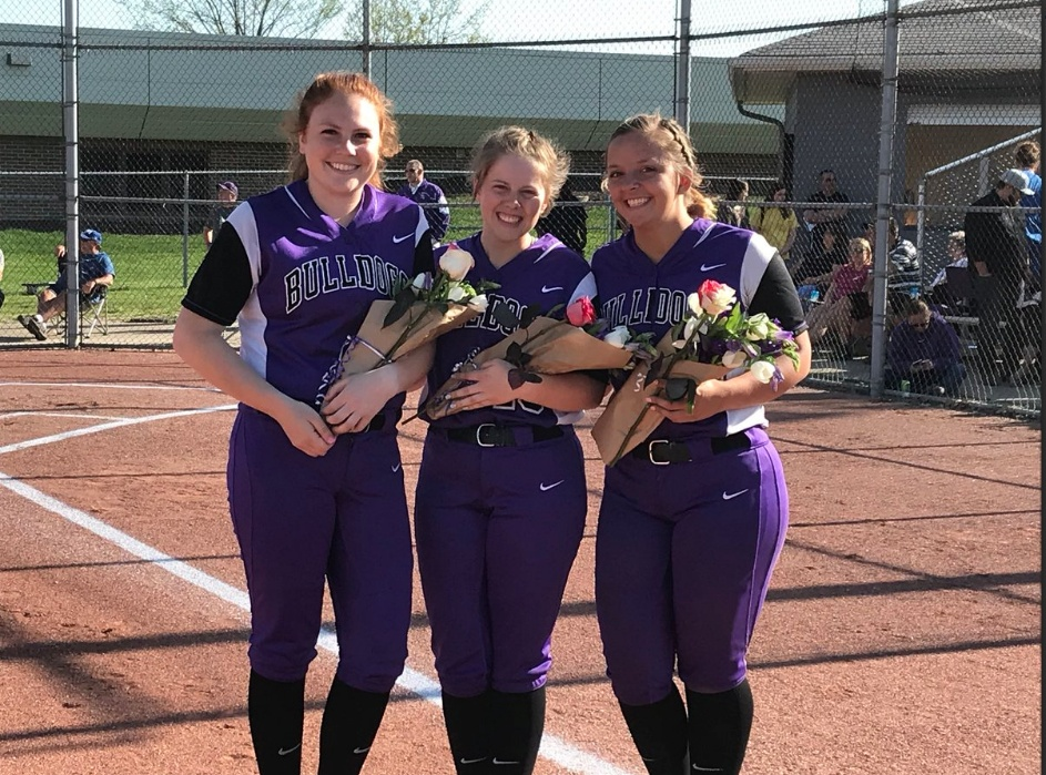 Softball Celebrates Seniors with Win Over Lawrence North