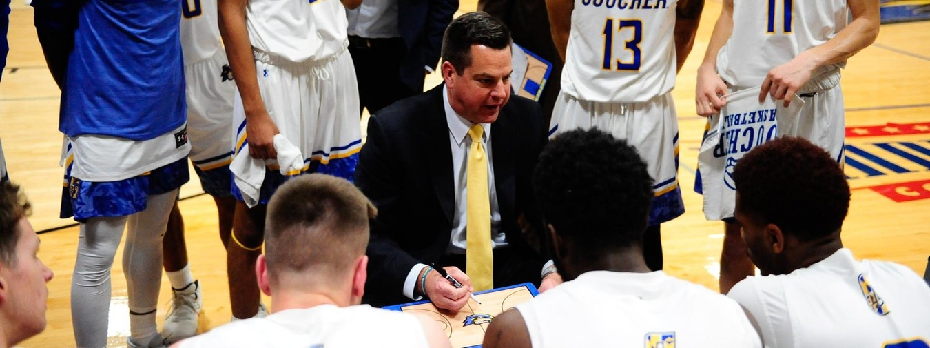 Goucher Men's Basketball Toppled By Gwynedd Mercy