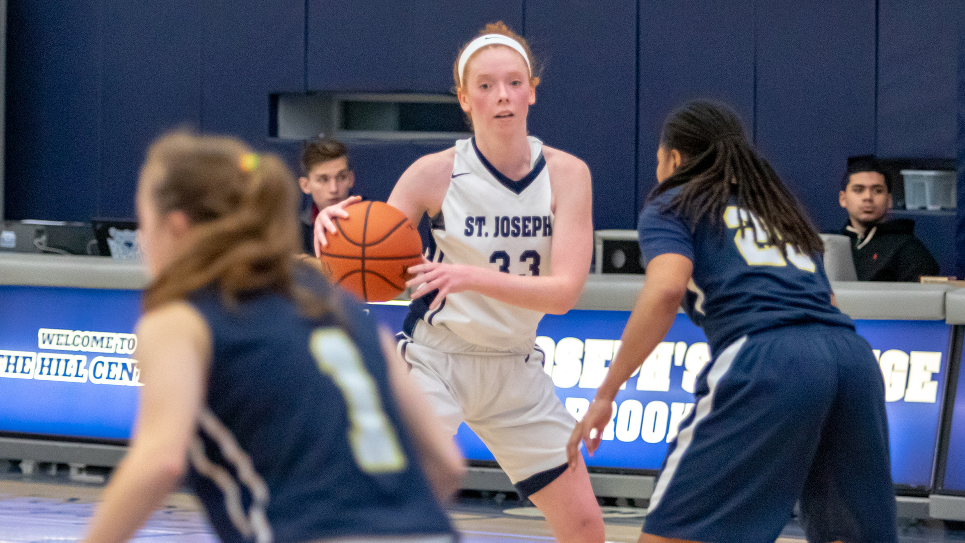 Women's Basketball Bounces Back with Dominant Win over Mount Saint Vincent