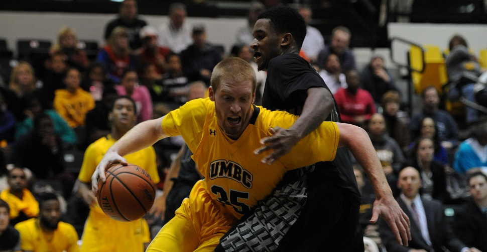 Elliott, Roseboro Lead Five in Doubles as UMBC Upends Host Binghamton, 73-61