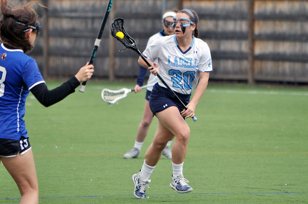 WLX: Lasell takes down Saint Joseph's (Maine) in GNAC quarterfinal