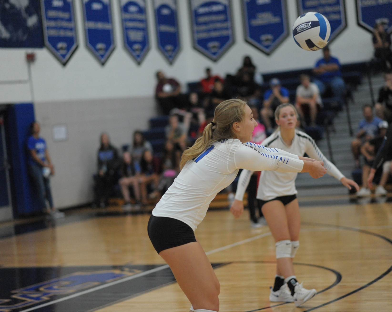 DMACC volleyball team drops 3-0 decision to Northeast