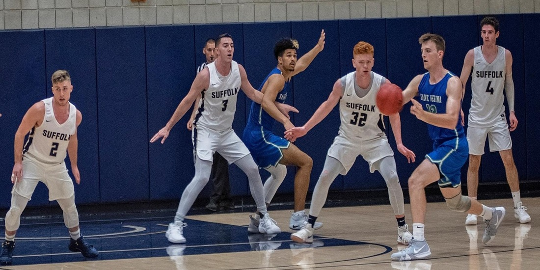 Men's Basketball Ventures to St. Joseph's (Maine) Wednesday
