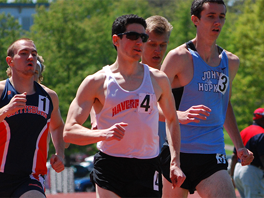 Schilit posts nation's 2nd-fastest 1,500m time at Tuppeny meet