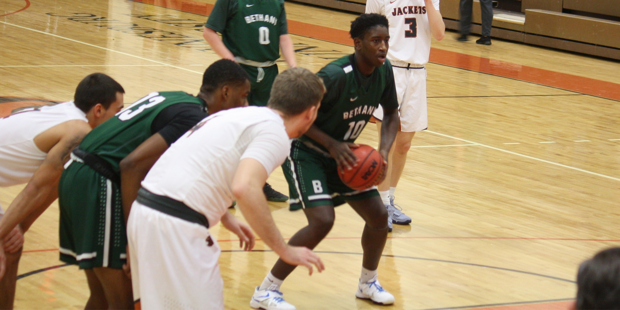 Men's Basketball suffers loss to Geneva