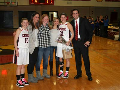 Youngsters lead the way for Cardinals on Senior Night