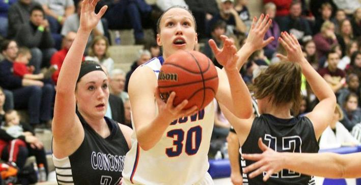 Luethe named NACC Women's Basketball Player of the Year