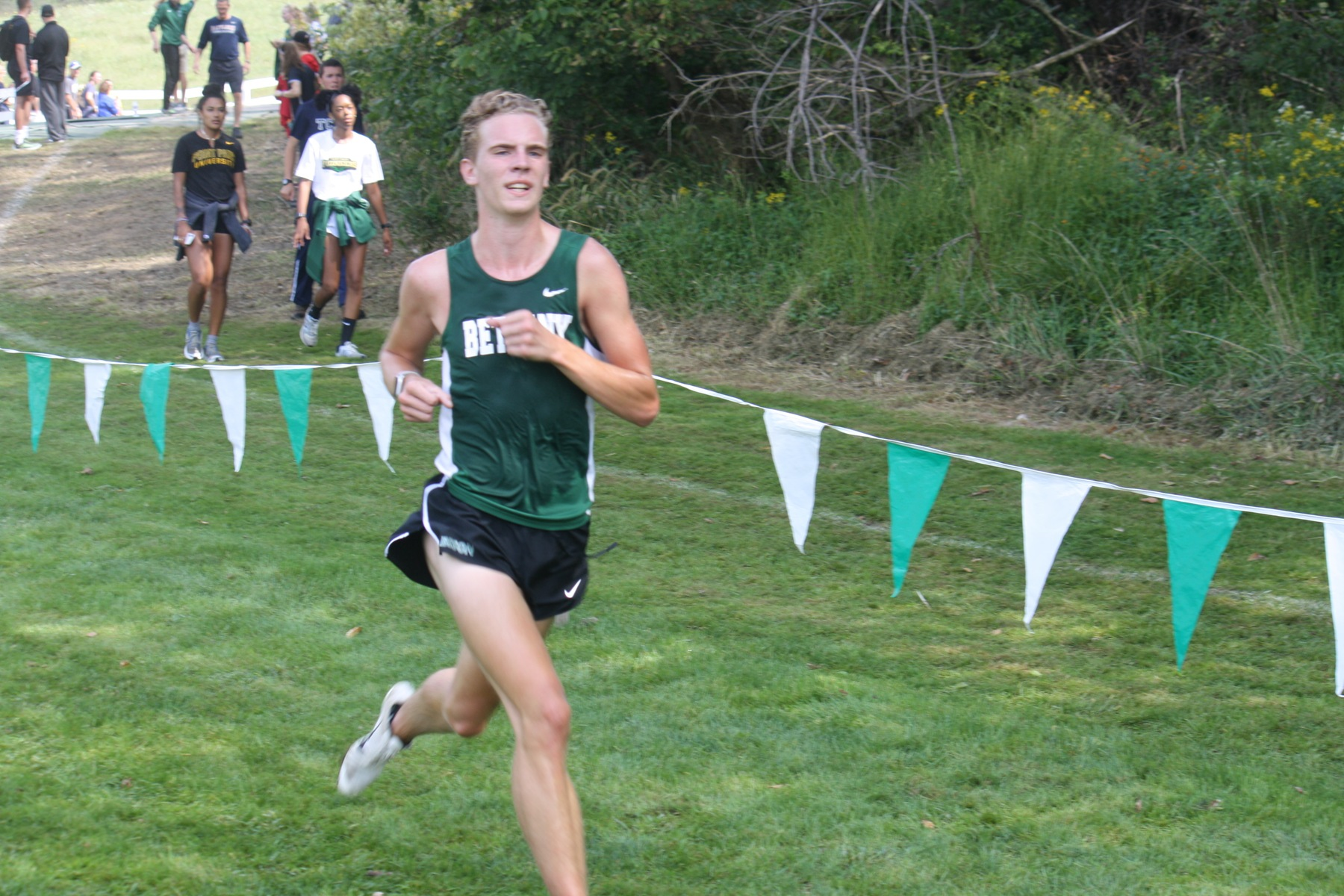 Cross Country Competes at Cougar Invitational