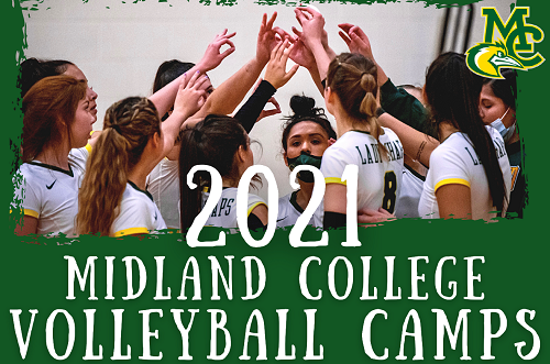 Registration for MC Lady Chaparral Volleyball Camps