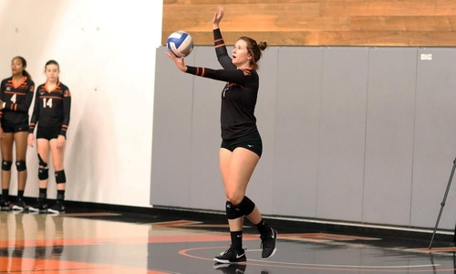 RCC Women's Volleyball Hauls in Fourth-Straight Win