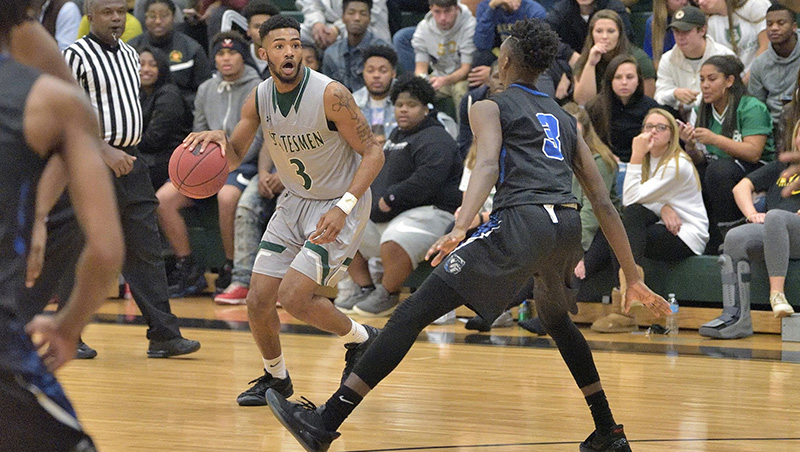 No. 7 Richard Bland Falls At Fayetteville (N.C.) Tech 98-86