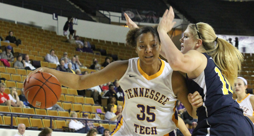 Let's get it started: Golden Eagles run past Truett-McConnell in exhibition action