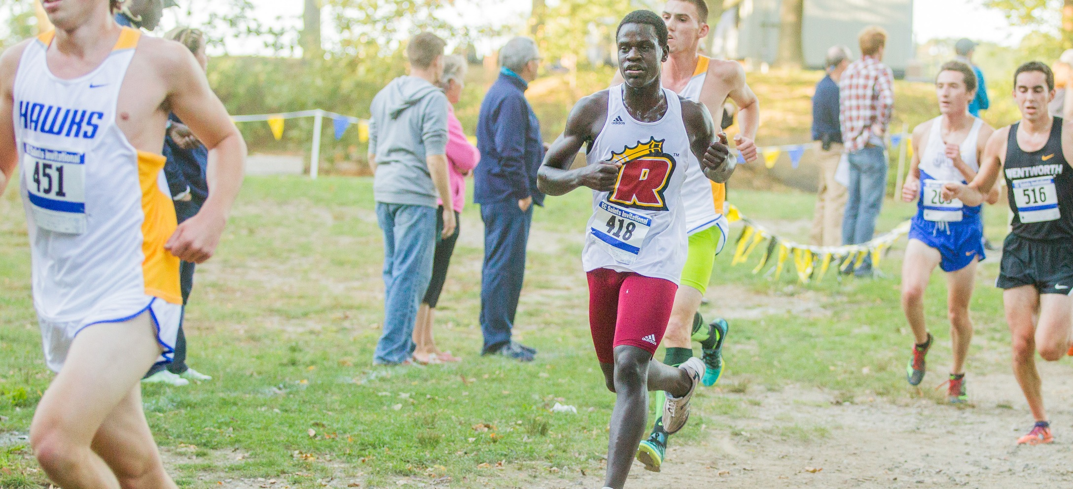 Pride Men's Cross Country Heads into New Season