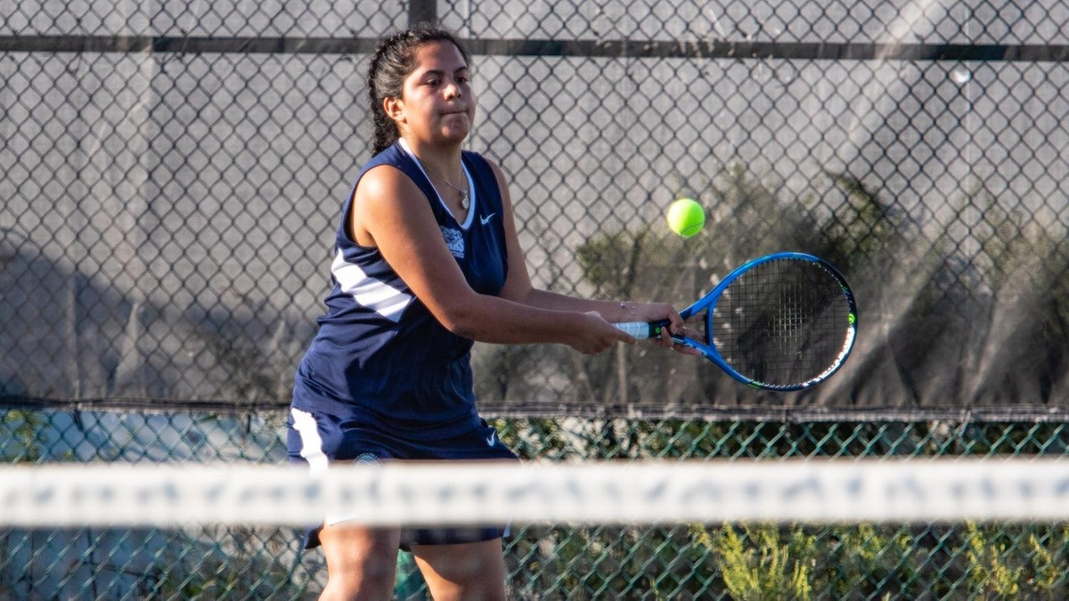 Picon Picks Up Lone Point as Women's Tennis Battles Brooklyn College