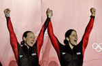 Former UCSB Track and Field Star Valerie Fleming Wins Olympic Silver Medal in Women's Bobsled