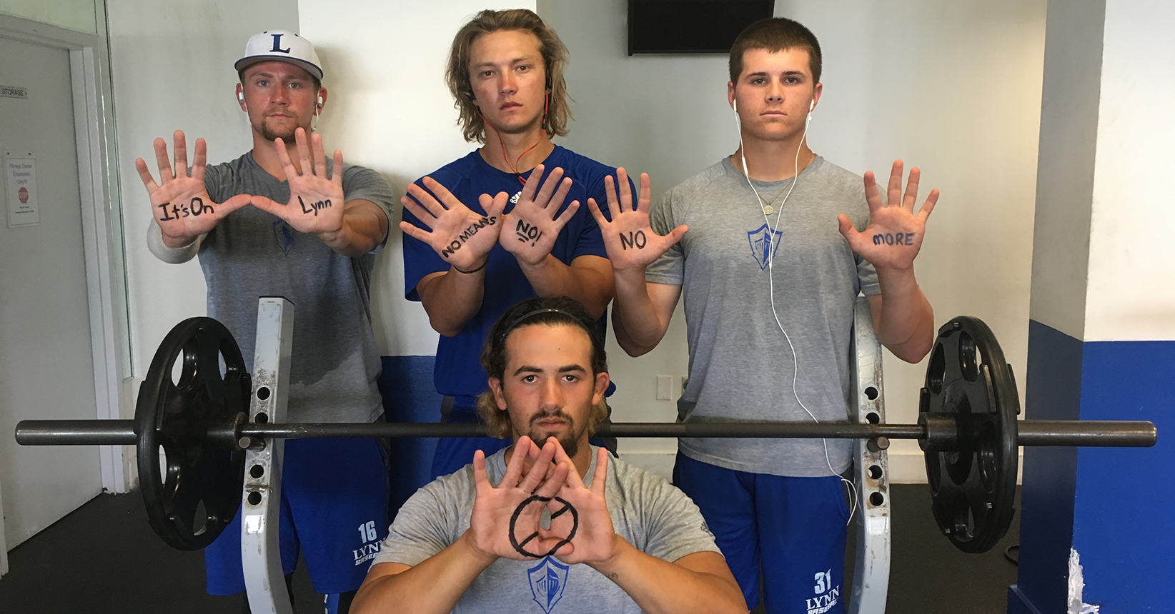 Lynn SAAC Recognizes Sexual Assault Awareness Month with 'It's On Us' Campaign