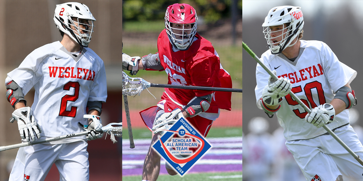 Barker, Hawthorne and Malinowski Named Scholar All-Americans