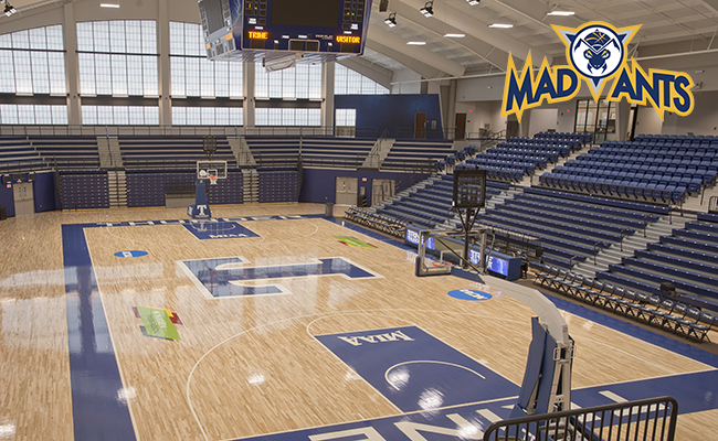 Mad Ants to Play Regular Season Game at MTI Center