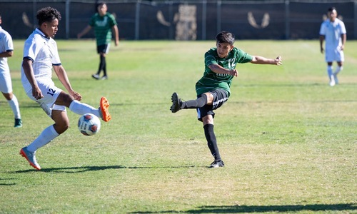 Men's Soccer: GWC's Vargas earns MVP honors to top All-Orange Empire Conference