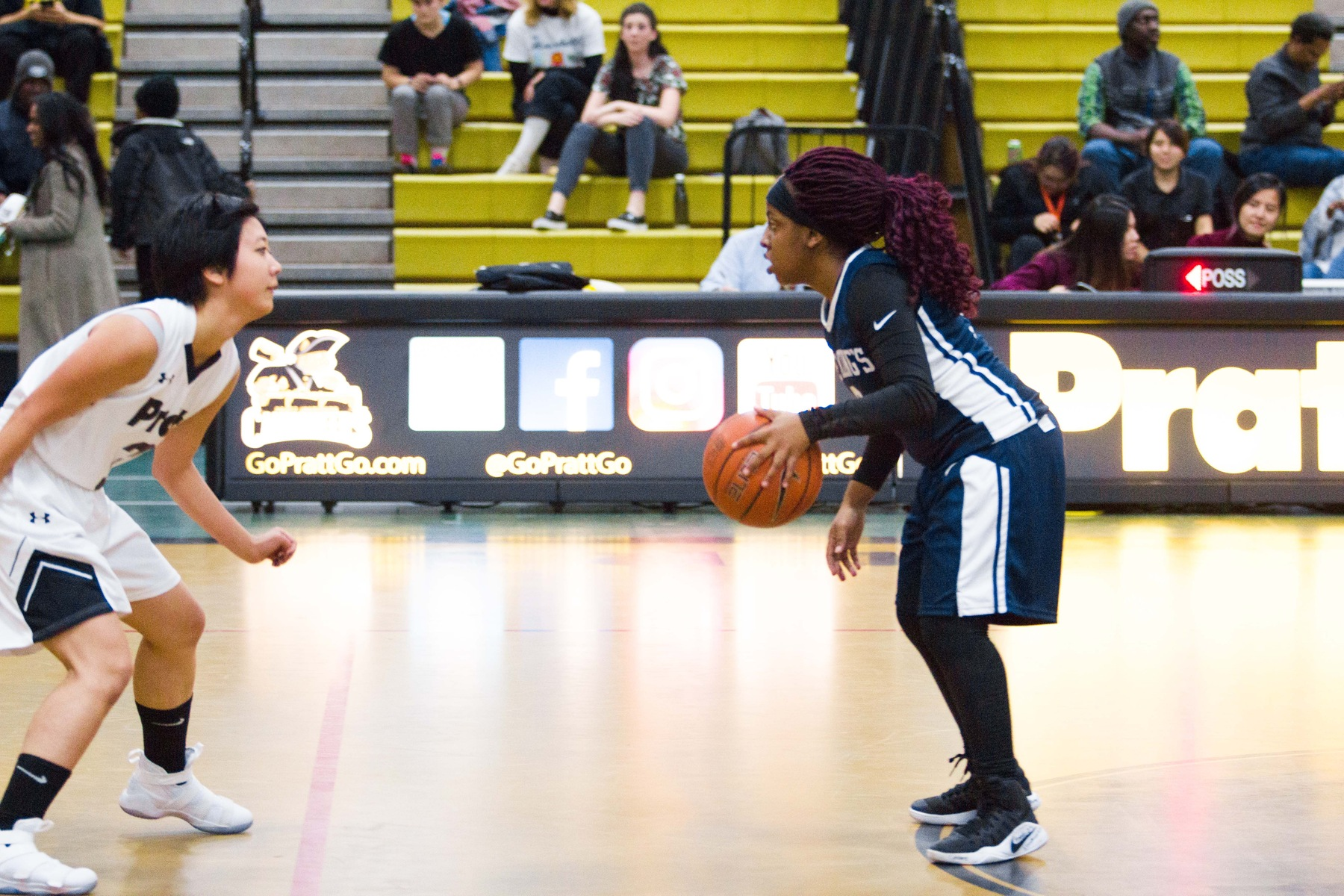 Women's Basketball Falls to Five Towns
