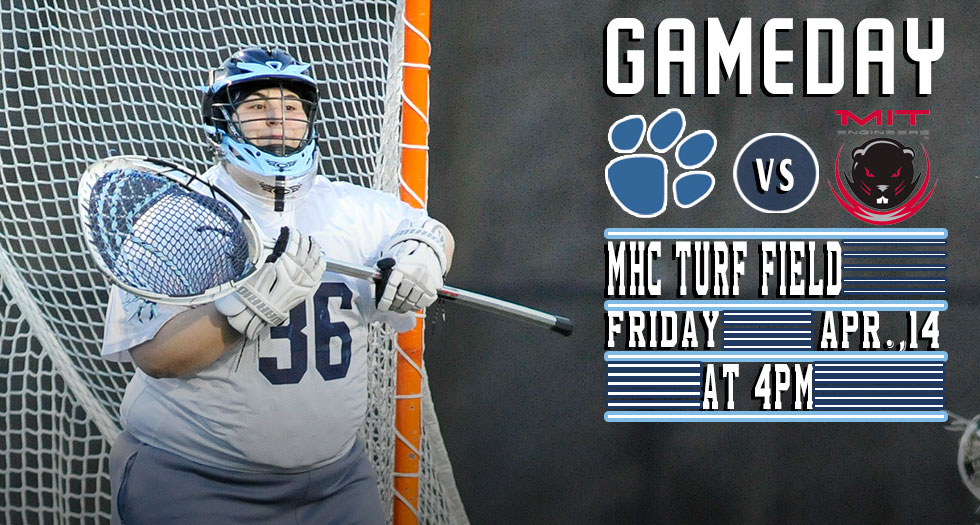 Lyons Game Day Central: Lacrosse vs. MIT on Friday