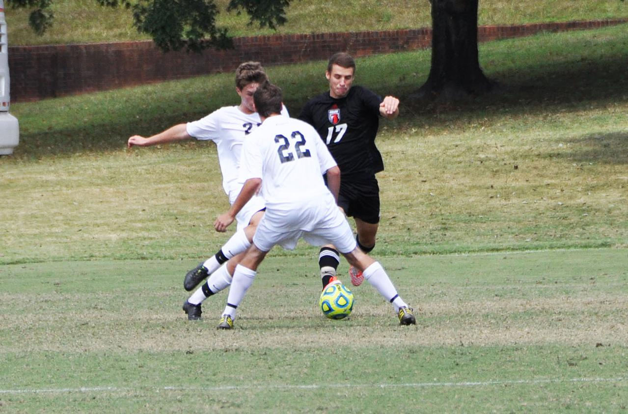 Men's Soccer: Panthers push Ferrum into overtime