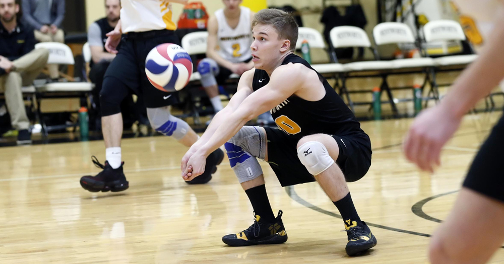 Men's Volleyball Sweeps Mt. St. Vincent, SUNY Poly; Goes 2-2 in New York