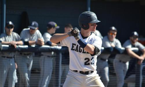 Eagles Sweep Twinbill Against Penn St.-Harrisburg; Move to 8-2, 2-0 CAC