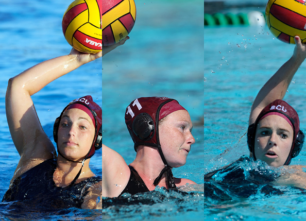 Final-Year Players Lead SCU Into This Weekend's Invitational, The Bronco